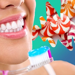 How to brush teeth to visit a dentist less often?