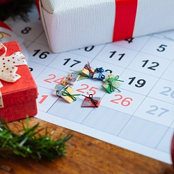 Peptides European Representation Schedule for December 2019