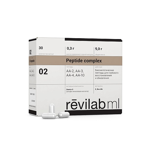 Revilab МL 02 — for hematopoietic system, chemoradioprotector